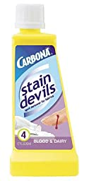 Carbona Stain Devils Formula 4 Stain Remover