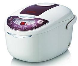 Microcomputer Auto Induction Digital Rice Cooker