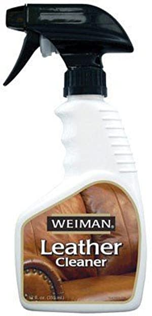 Weiman Leather Cleaner (Pack of 6) by Weiman