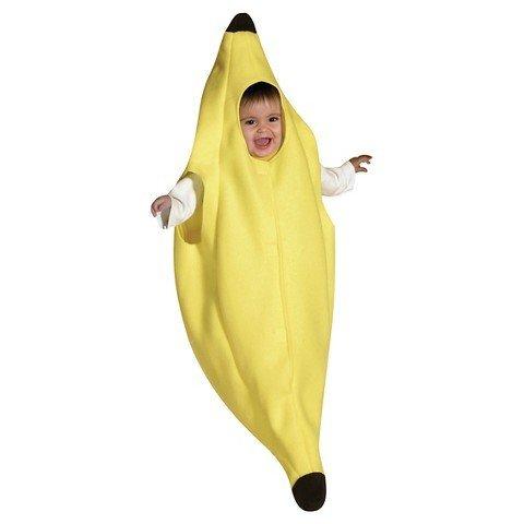 [Infant Banana Bunting Costume TRG] (Banana Bunting Costumes)
