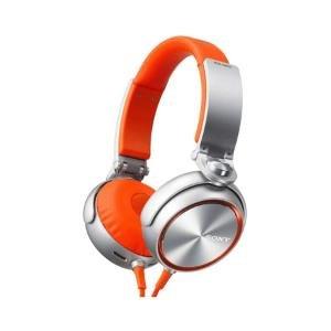 Sony Mdr-Xb610 Extra-Bass Stereo Headphone - Orange