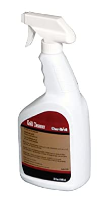 Char-Broil 32-Ounce Bottle of Biodegradable Grill Cleaner
