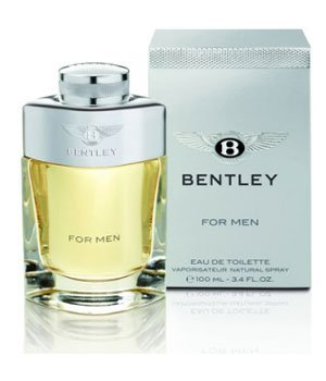 Bentley for Men Profumo Uomo di Bentley - 100 ml Eau de Toilette Spray