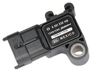 ACDelco 213-3842 GM Original Equipment Manifold Absolute Pressure Sensor (2007 Saturn Ion Throttle Sensor compare prices)