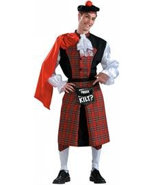 What's Under the Kilt? Costume - Standard - Chest Size 38-42