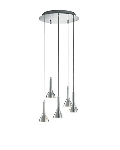 Nordic Lighting Lámpara De Suspensión LED Drops aluminio