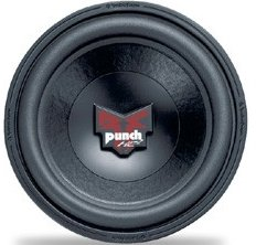 Rockford Fosgate RFP2212 Punch DVC HE2 12-Inch 400 Watts RMS Subwoofer 800W Max