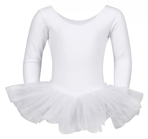 Long-sleeved ballet tutu