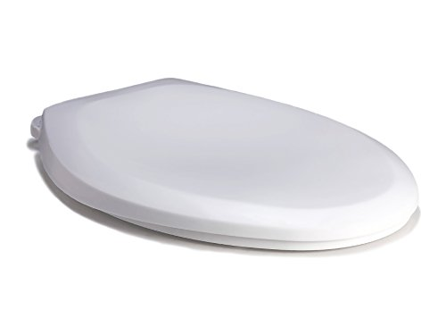 Bath Royale Premium Elongated Toilet Seat With Cover