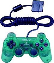 PlayStation 2 Dualshock 2 Controller Emerald