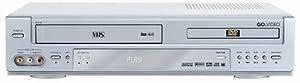 GoVideo DV2150 Progressive Scan DVD Player/4-Head Hi-Fi VCR Combo
