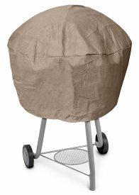 Koverroos 33052 Small Kettle Cover, Choose Fabric Color: 3: Taupe front-607779