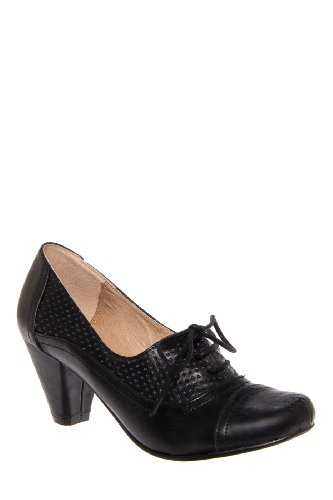 Maytal Mid-Heel Oxford Shoe