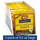 OvaEasy Powdered Whole Eggs (3-pack of 4.5 oz. bags)