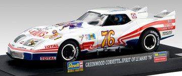 854863 1/32 Greenwood Corvette #76 LeMans Spec Edition