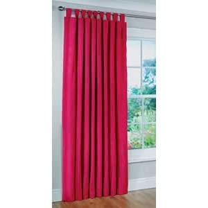 Making tab top curtains free instructions