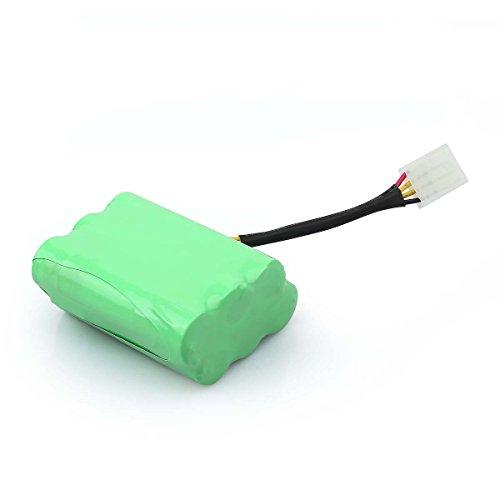 Energup 7.2V 4000mAh Neato XV-11 XV-12 XV-14 XV-15 XV-21 Vacuum Cleaner High capacity Replacement Battery for Neato Robotics 945-0005 205-0001 945-0006 945-0024 from Energup