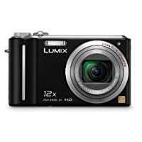 Buy Cheap Lumix - Panasonic Lumix DMC-ZS3 10.1 MP Digital Camera with 12x Wide Angle MEGA Optical Image Stabilized Zoom and 3 inch LCD (Black)