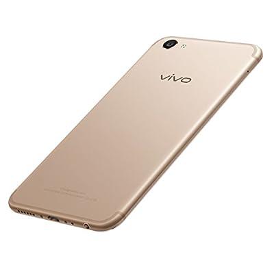Vivo V5 Plus 1611 (Gold, 64GB)
