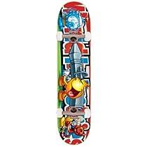 World Industries Complete Skateboard Deck - Flameboy Bazooka Wet Willy