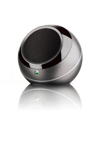 Sony Ericsson Mbs-200 Wireless Portable Speaker-Grey