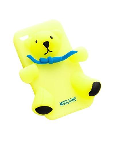 Moschino Cheap & Chic Custodia iPhone 4/4S [Giallo]