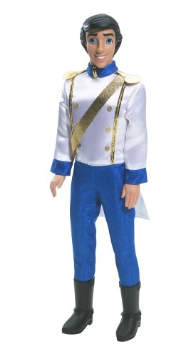 Buy Low Price Mattel Disney Little Mermaid Prince Eric Doll Figure (B000EPFEN4)