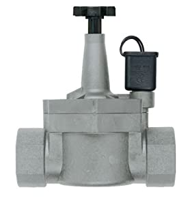 Orbit WaterMaster Automatic Reinforced Valve with Flow Control, 1-1/2-Inch