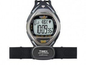 Timex Ironman Men's Sport Heart Rate Monitor Watch T5K446 by Timex Ironman