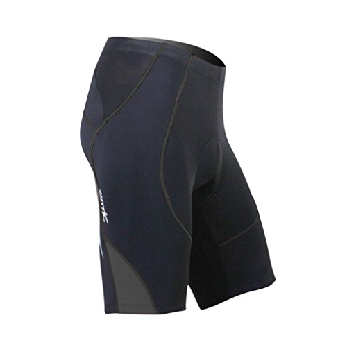 santic-cycling-mens-shorts-biking-bicycle-bike-pants-half-pants-4d-coolmax-padded-gray-xl
