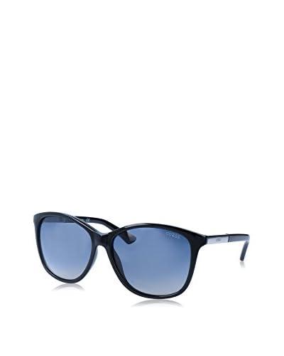 GUESS Gafas de Sol 7389 (58 mm) Negro