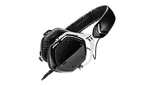 V-MODA Crossfade M-100 Over-Ear Noise-Isolating Metal Headphone (Phantom Chrome)