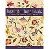 Beautiful Botanicals quilt book
