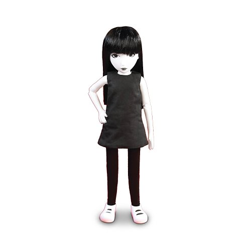 Emily The Strange Fashion Doll: She Comes With 3 Free Accessories by Ashton Drake
