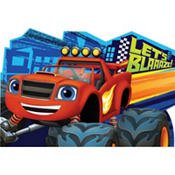 Big Save! Blaze and the Monster Machines Invitations 8ct