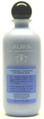 Aura Spa Lavender 12 oz. Shampoo + 12 oz. Conditioner (Combo Deal)