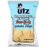 UTZ Carolina Style Barbeque Potato Chips 3.5 Ounces (Pack of 12)