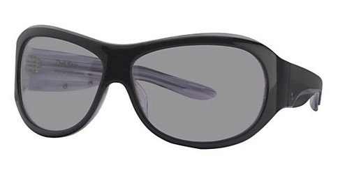 Nike Doll Face.PH Sunglasses Black Horn Frame/ Grey Maxadapt Photochromic Lenses