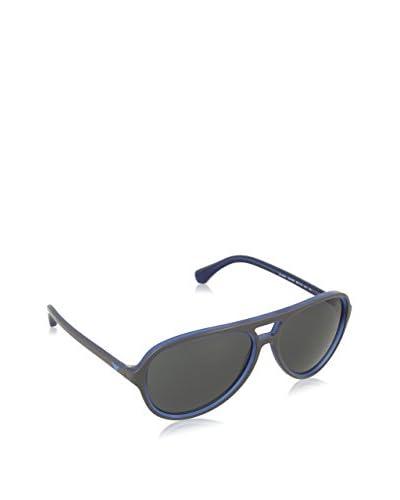 EMPORIO ARMANI Occhiali da sole 4063 (58 mm) Antracite/Blu
