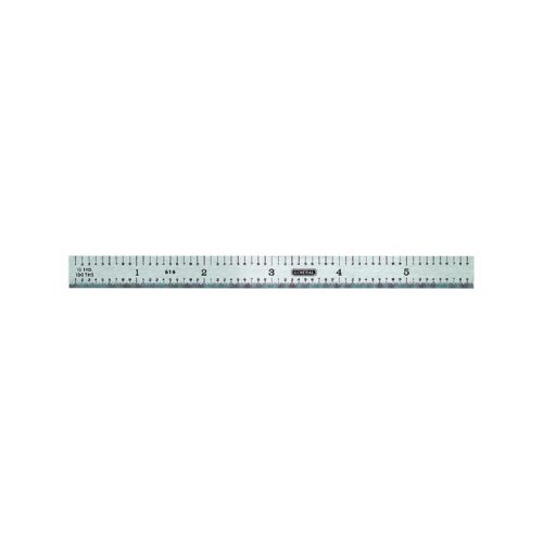 General Tools 616 Flexible Industrial Straight Edge Ruler