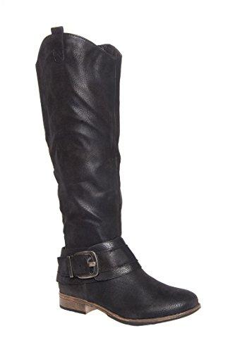 Big Deal Low Heel Mid Calf Boot