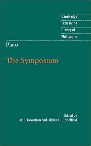 Plato: The Symposium (Cambridge Texts in the History of Philosophy) written by Frisbee C. C. Sheffield
