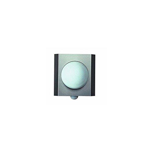 ALBERT 696127 Capteur de mouvement lumineux E27 IP44 -75W jusqu'à 120°