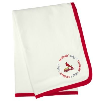 St. Louis Cardinals MLB Baby Cotton Receiving Blanket at Amazon.com