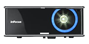 InFocus IN3114 Meeting Room DLP Projector, Network capable, 3D ready, DisplayLink USB, XGA, 3500 Lumens