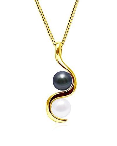 Pearl Addict Collar Negro