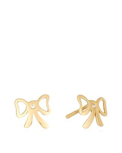 GOLD & DIAMONDS Ohrringe  18 Karat (750) Gelbgold