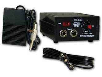Forever Natural Power Supply/Footswitch/Clipcord-Standard