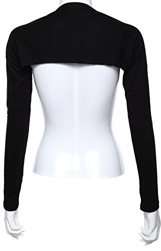 Bolero-Shrug-Womens-Long-Sleeved-Bolero-style-Arm-Sleeves-Hijab-Accessories