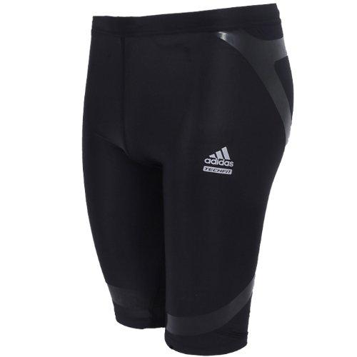 Adidas TechFit PowerWeb Compression Shorts - Large